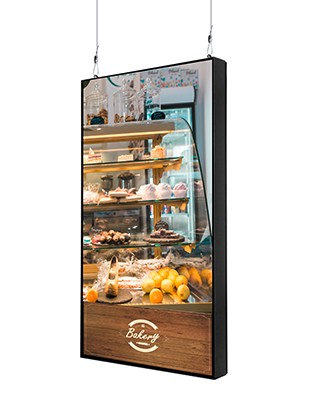 Digitales Display – Smart Line